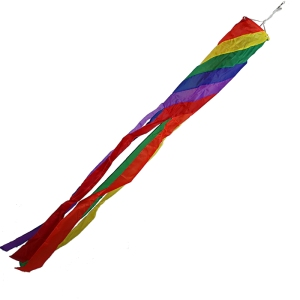 Rainbow Wind Sox, Rainbow Flag and Rainbow Jewelry are Perfect for Celebrating Gay PRIDE!